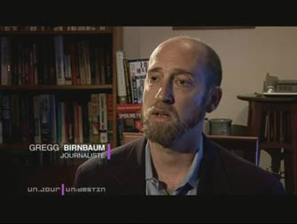 Gregg Birnbaum on France 2