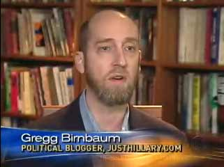 Gregg Birnbaum on the CBS Evening News